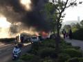 В Иерусалиме произошел взрыв в пассажирском автобусе