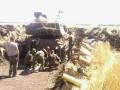 Украинские военные используют российские гаубицы с управляемыми снарядами (фото)