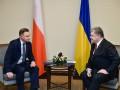 Непростой разговор: итоги встречи президентов Украины и Польши