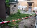 В Киеве женщина родила под трансформатором и ушла, ребенка нашли прохожие