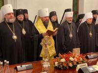 Епифаний: УПЦ КП и УАПЦ окончательно ликвидированы