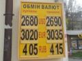 Гривна немного укрепилась: Курсы валют на 17 апреля