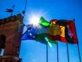Украина присоединилась к санкциям Евросоюза против Беларуси