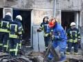 После пожара в Одессе уволили областное руководство ГСЧС