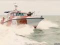 Журналисты показали, как военные защищают береговую линию Украины