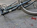 На Львовщине работница полиции насмерть сбила велосипедистку