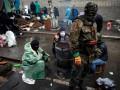 Сторонники ДНР расселяют своих бойцов по квартирам мирных жителей - СМИ