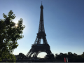 Эйфелеву башню в Париже закрыли из-за забастовки работников