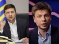 Гончаренко озвучил вопросы журналистов, которых не пустили на встречу с Зе