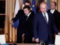 Встречу Зеленского и Путина прервал Макрон - СМИ