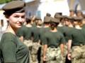 Минобороны создает женский спецназ для охраны топ-чиновниц