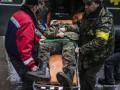 На лечении в военных госпиталях находятся около 2 тысяч бойцов
