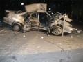 В Тернопольской области ВАЗ врезался в грузовик: двое погибших