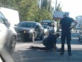 В Николаеве женщина сбила двух пешеходов на