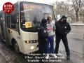 """В Киеве маршрутчик """"под кайфом"""" говорил, что болит зуб"""