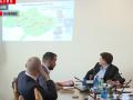 В Раде на заседании использовали карту Украины без Крыма