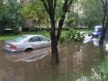 На Минск обрушилась сильная буря, введен план Посейдон