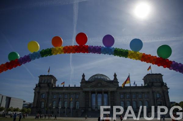 Германия начала предоставлять убежище геям изЧечни