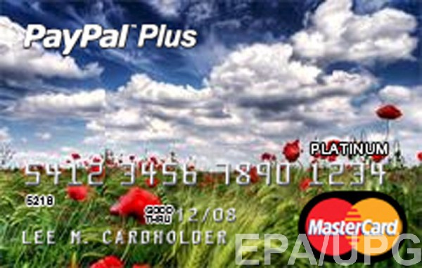 Платежная система PayPal слишком долго заходит в Украину