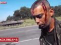 Последствия боя под Луганском: боец Айдара умирал среди трупов (видео)
