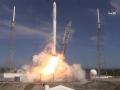 Космический грузовик Dragon стартовал к МКС