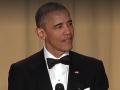 Обама уходит: президент США пошутил о Трампе, Трюдо и своей жене