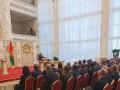 Опубликовано видео присяги Лукашенко