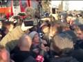 """Скажи-ка, хлопчик"": Нацкорпус поймал Арахамию возле парламента"