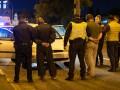 В Киеве задержали авто с оружием и гранатами