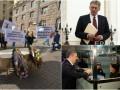Итоги 28 марта: протест в Киеве,