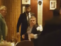 В сети появилось запись инцидента с Касьяновым и тортом в московском ресторане. Видео
