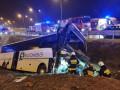 Водителю автобуса, попавшего в Польше в ДТП, предъявили обвинение