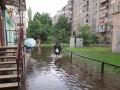 День в фото: потоп в Киеве и солистка ВИА Гры без трусов