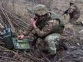 Сутки на Донбассе: один воин погиб, пятеро ранены