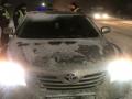 В Киеве пассажиры ударили таксиста ножом и угнали авто