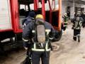 В Тернополе горел торговый центр