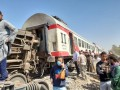 В Египте столкновение поездов произошло из-за сорванного стоп-крана