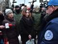 Сепаратисты ДНР передали Украине двоих пленниц