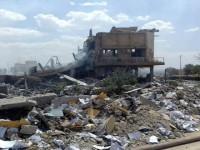 В Сирии утверждают, что удары США разрушили центр борьбы с раком