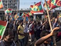В Эфиопии во время беспорядков погибли десятки людей