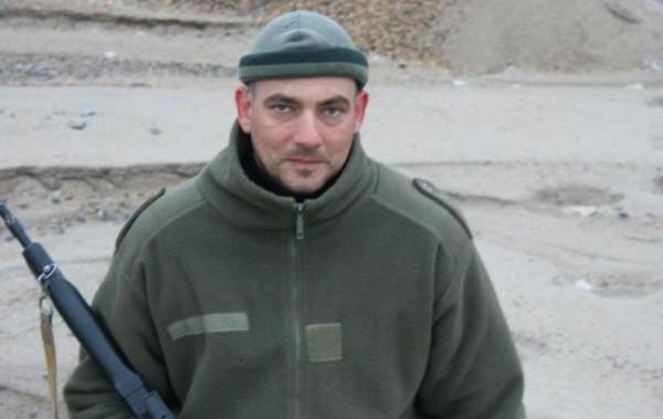 Военнsq корреспондент российской Комсомольской правды Дмитрий Стешин