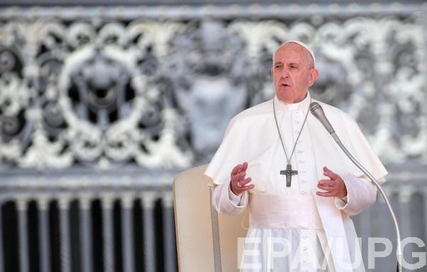 Папа Римский встретится с Путиным