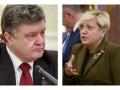 Порошенко потребовал от Гонтаревой доллар по 21,7 гривен - СМИ