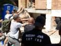 В Одессе противники гей-парада напали на стройку