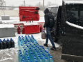 Жидкость коричневого цвета: в Николаеве подпольный цех производил алкоголь