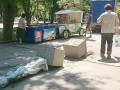 В оккупированном Севастополе повалили памятник Ленину