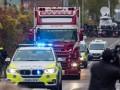 Найденные в Британии 39 жертв в грузовике были вьетнамцами