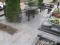 Под Киевом надругались над могилой героя Небесной сотни