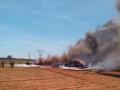 Грузовой самолет с российским экипажем разбился в Южном Судане