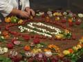 В Житомирской области приготовили гигантский дерун